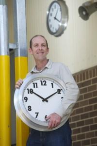 540mm Outdoor Clock