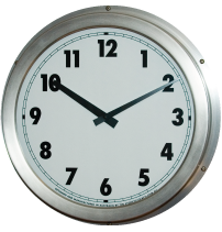 540mm Indoor Wall Clock, Sydney Clock Company