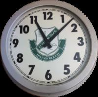 540MM Outdoor with Emblem clock, Sydney Clock Company